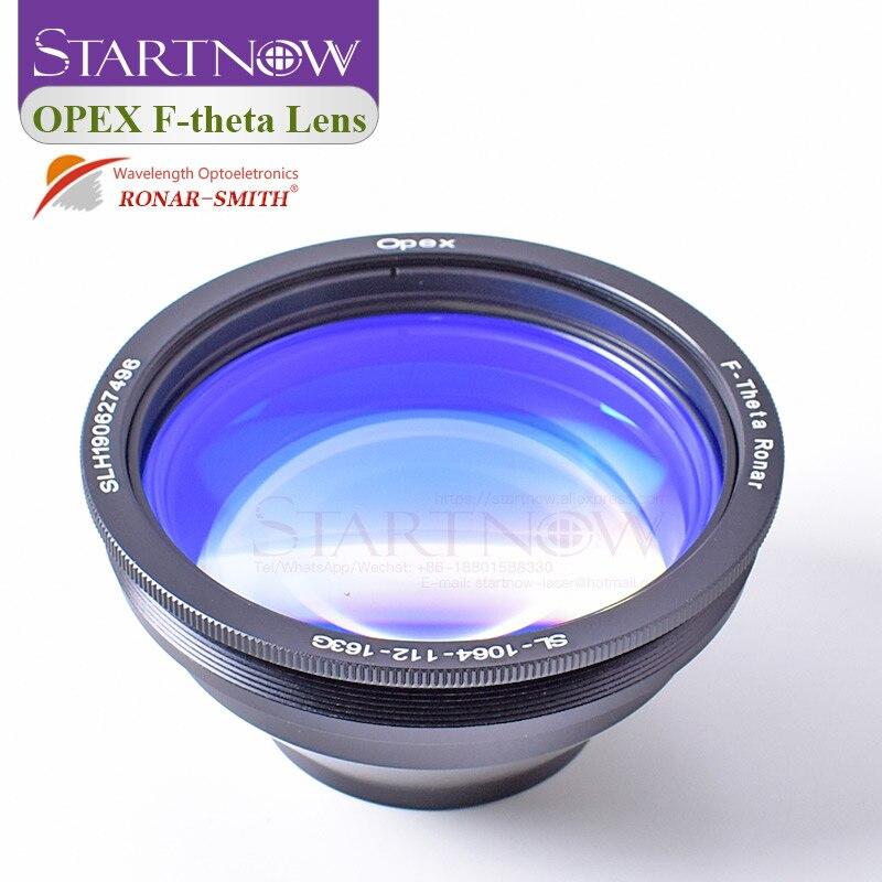 F-Theta Objektiv Feld Lens Scan für 1064nm Faserlaser YAG Fiber Laser Marking