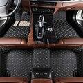 7 мест Левая рука водителя автомобильный коврик для Suzuki Ertiga 5d Автомобильные ковры 2018 2019 2020 автомобильные аксессуары автомобильный коврик дл...