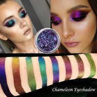 Hot Pigment Chameleon Glitter 0.2g Shiny Prismatic Chrome Multi SKY Palette BORN Eyeshadow Powder