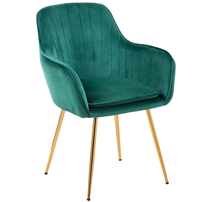 Nordic Dining Chair Modern Minimalist Restaurant Chair Home Ins Wrought Iron Backrest Chair Designer Stool