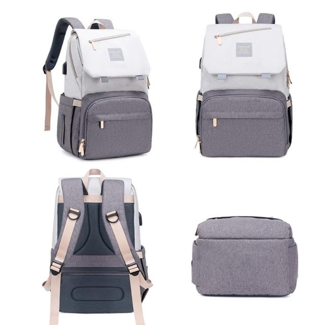 Купить сумка для подгузников мам вместительный рюкзак ухода за ребенком картинки цена