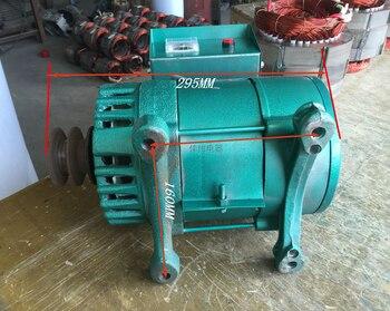 220V de alta potencia pequeño generador 3000W monofásico sin escobillas agitación síncrona alternador frecuencia 50Hz 1500/2000/5000W