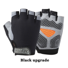 Fishing Gloves Outdoor Sports Sun Protection Half Finger Gloves Fitness Non-Slip Breathable Riding Fishing Gloves Tackle Pesca
