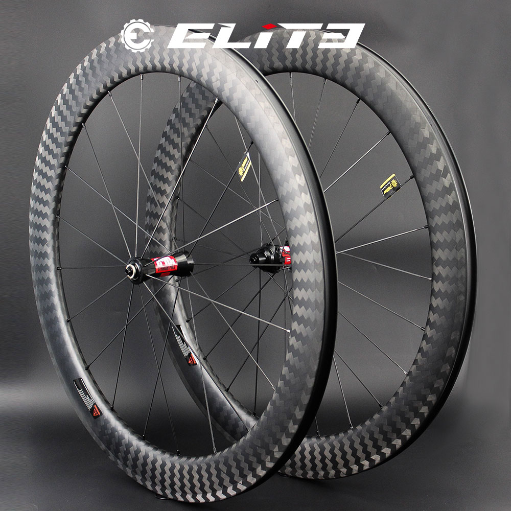 Aero Bicycle Carbon Wheels Tubular Clincher Tubeless Rim DT Swiss 240S Hub Road Bike Wheelset 30mm 38mm 47mm 50mm 60mm 20 24H|Bicycle Wheel|Sports & Entertainment - title=