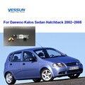 Yessun HD CCD камера ночного видения заднего вида для Daewoo Kalos седан хэтчбек 2002 ~ 2005 камера заднего вида