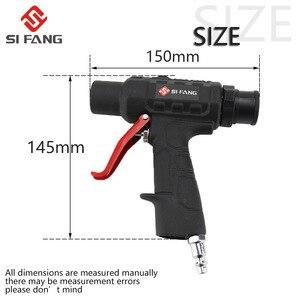 Image 2 - Kit de pistola maravilla de aire, doble función, pistola de soplado al vacío, Kit de aspiradora neumática, Kit de pistola de succión de soplado de aire, herramientas