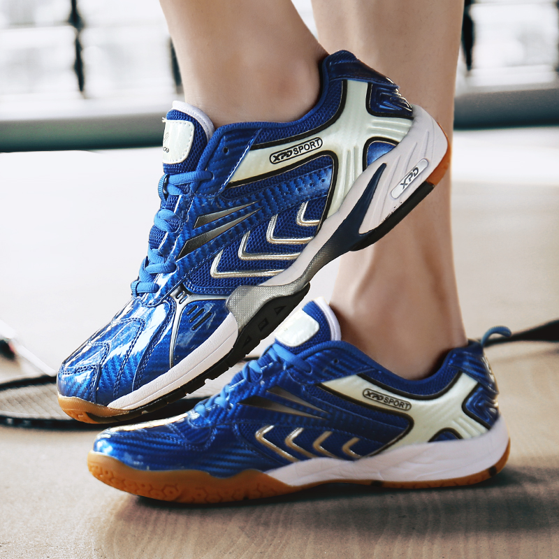 Unisex Training Badminton Shoe Men Indoor Profession Shoes Women Wear-resistant Sport Shoes Tennis Athletics Volleyball Sneakers