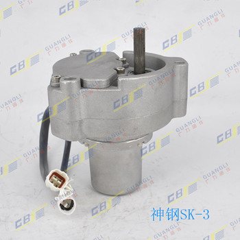 free shipping excavator accessories kobelco SK200-3/5/6E/SK120-3/5 throttle motor digger parts