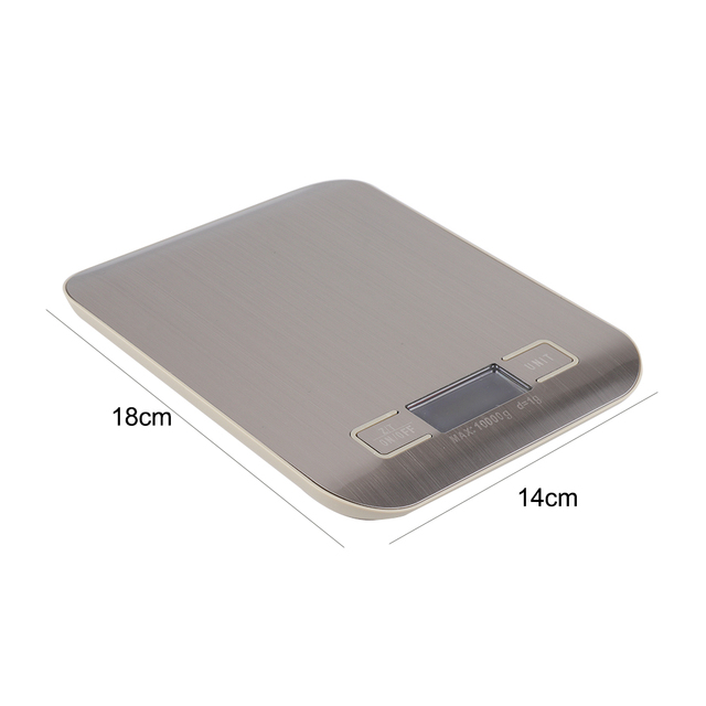 5kg or 11 Pound Electronic Scale With 1g Increments 6