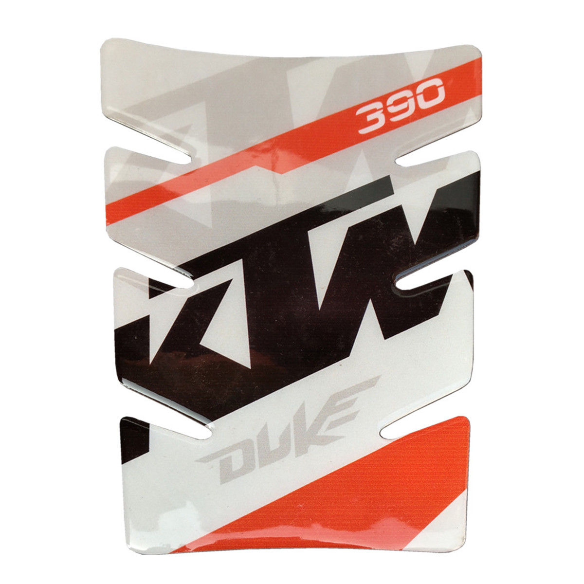 Motorcycle High Quality For KTM <font><b>Duke</b></font> 390 Tank Pad <font><b>Sticker</b></font> 3D Decal Emblem 2018 2017 Tankpads Motor parts motorcycle protection image