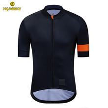 YKYWBIKE 2020 Cycling Jersey Summer Mountain Bike Jersey High Quality Short Sleeve MTB Bicycle Clothes Maillot Ropa Ciclismo cheap Polyester Cycling Jerseys Spring AUTUMN Full Zipper Fits true to size take your normal size Anti-Wrinkle Breathable Anti-Pilling