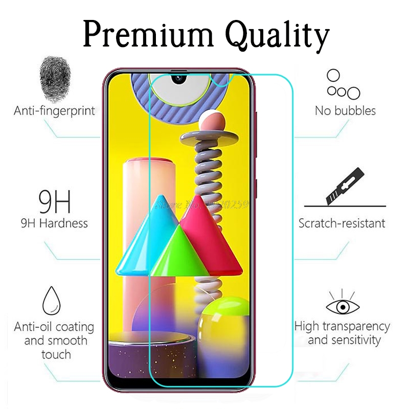Protector de pantalla para Samsung Galaxy M31 Vidrio templado Samsung - Accesorios y repuestos para celulares - foto 2
