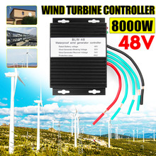 Charge-Controller Waterproof Volt 8000W for Home-Campin Efficient 24V/48V
