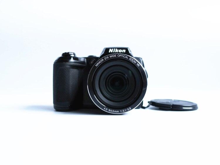 Используется цифровая камера Nikon Coolpix L120 CCD 21x оптический зум Автофокус, стабилизация изображения