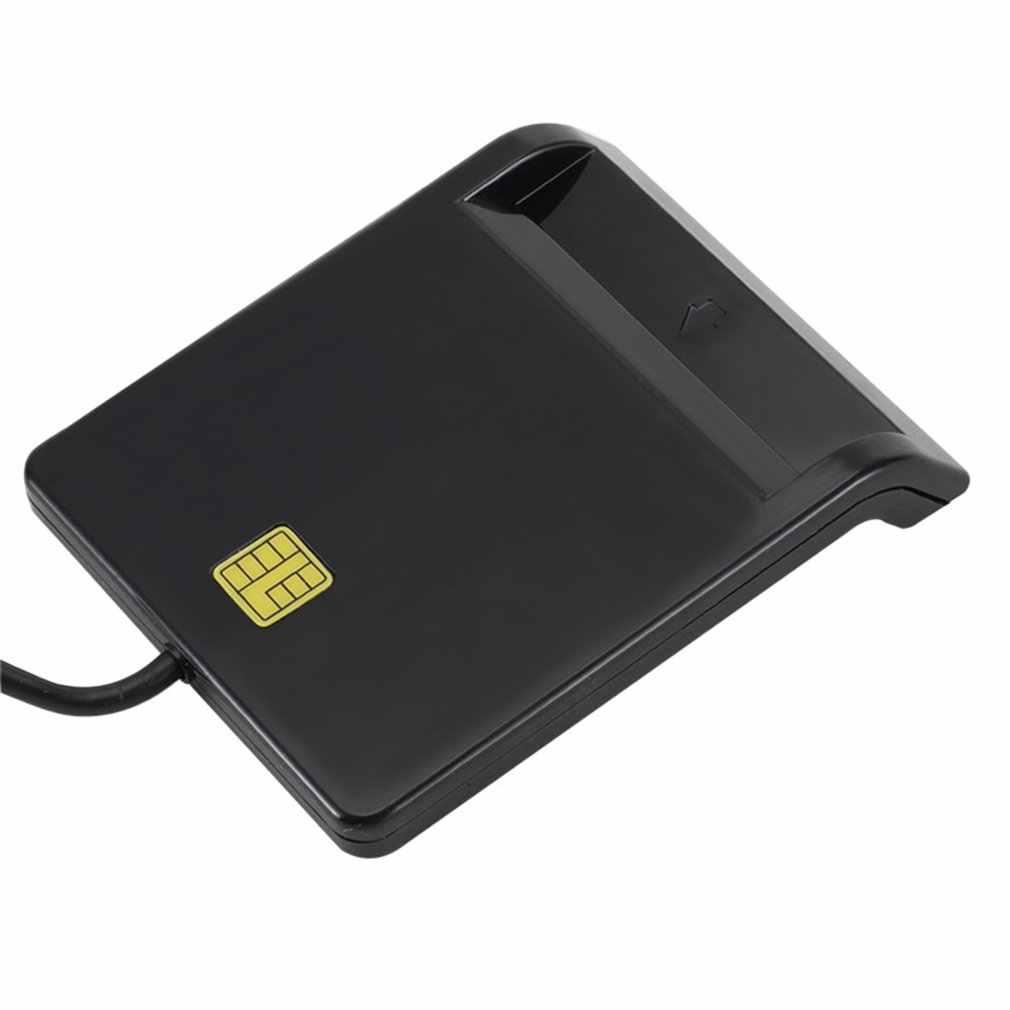 חכם חזרה המס בנק תעודת זהות קורא ה-sim טלפון כרטיס מזהה Cac Dnie שבב חכם כרטיס רב-פונקציה מזהה כרטיס קורא