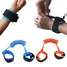 Most Popular Toddler Kids Baby Safety Walking Harness Anti-lost Strap Wrist Leash Children Hand Belt Rope Length