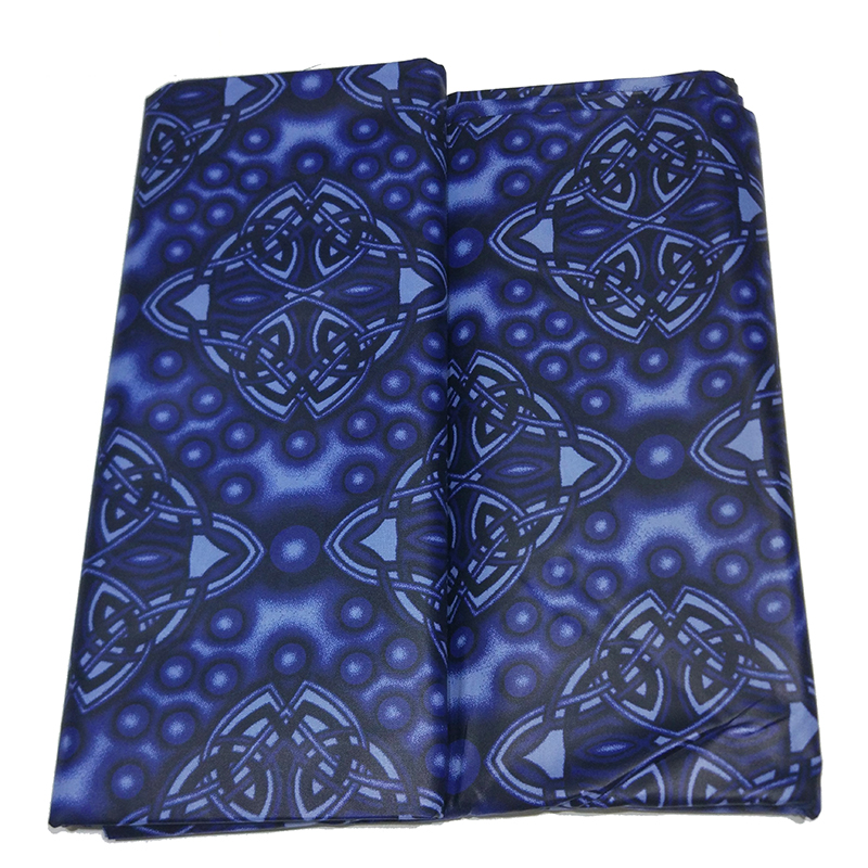 2019 New Ankara Goth Fantasy Print Nigeria Guaranteed Dutch Batik Fabric Textiles For Party Dress Sewing Material 5 Yards