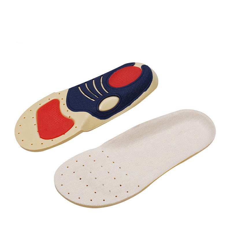 Orthopedic Insoles Soy Fiber Feet Care Arch Support Comfortable Child Insole Foot Care Tool Inserts & Cushions 1 Pair