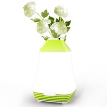 New Home Bluetooth Audio Light flower Cutting Mobile Music Computer Mini Aromatherapy Wireless Led Llight Emitting Speaker