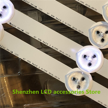 36PCS for LG KO NKA 42'' TV LED42E320PD 3D42A2000I LC420DUN 6916L-0882A 0913A 100%NEW
