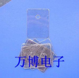 100 pçs tosai mica isolamento espaçador TO-3PL (tubo) mica isolamento folhas 22x29mm frete grátis