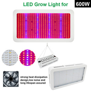 Image 4 - 400W 600W 800W Full Spectrum LED Grow Lights Led Plant Lamp For Greenhouse Grow Tent Vegetables Growth Flowering 110V 220V
