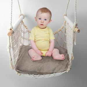 Baby Swing Boho Solid Wooden S