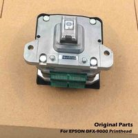 Original Parts For EPSON DFX9000 DFX 9000 DFX 9000 Series Printer head Printhead Print head F106000