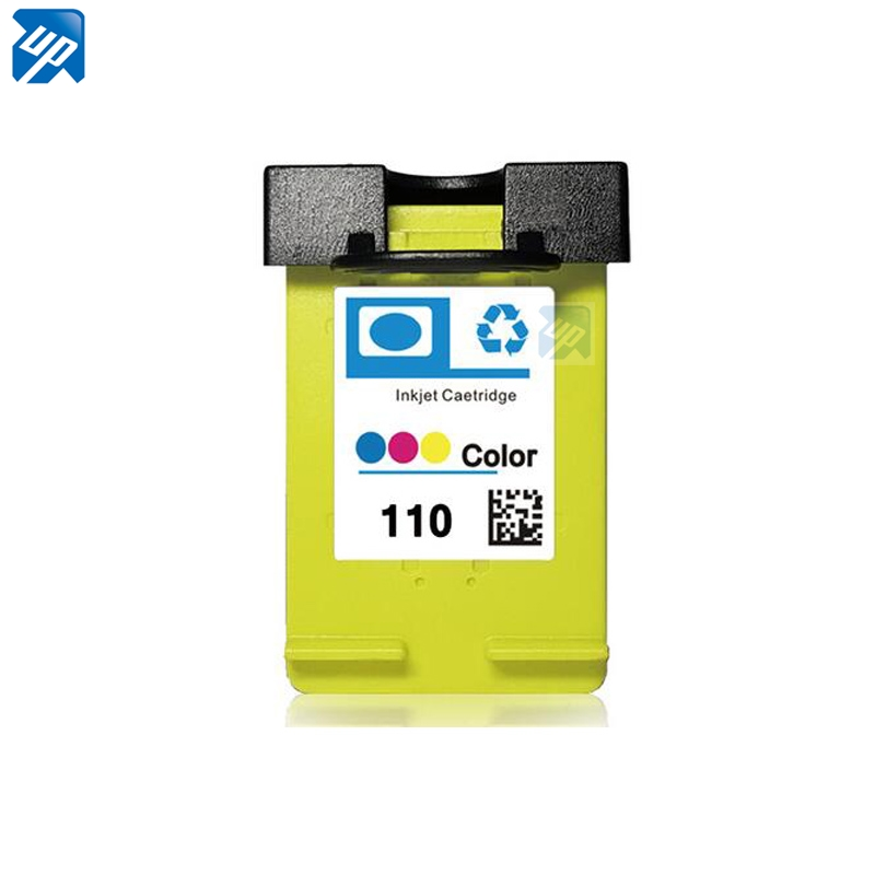 UP Brand Printer Ink Cartridge Replacement for HP 110 CB304A Color for HP A310 A516 A616 A526 A626 A617 A320 Printer