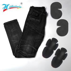 Image 3 - 2020 New 718 Motorcycle Pants Men Moto Jeans Protective Gear Riding Touring Motorbike Trousers Motocross Pants Moto Pants S 5XL