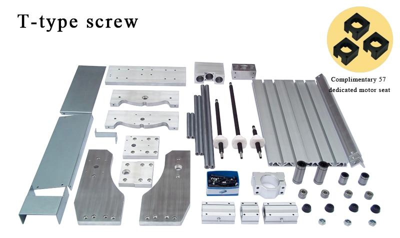 3040 CNC Frame 3axis (12)