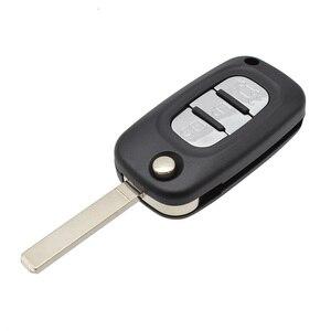 Image 5 - Auto A Distanza di Vibrazione Key Caso di Borsette Per LADA Kalina Priora Granta Xray X Ray Caso di Sostituzione 3 Button Uncut lama 2014  2019
