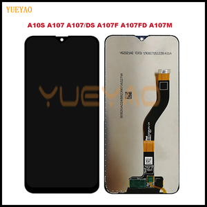 A10 S A107 LCD Display For Samsung Galaxy A10s lcd Digitizer A107/DS A107F A107FD A107M Display Touch Screen Digitizer