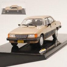 Ixo 1:43 chevrolet opala diplomata 4.1 1988 diecast modelo carro liga brinquedo