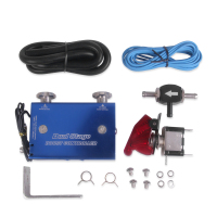 Universal Car Accessories Dual Stage Electronic Turbo Boost Controller Turbocharger PSI Boost Controller Kit