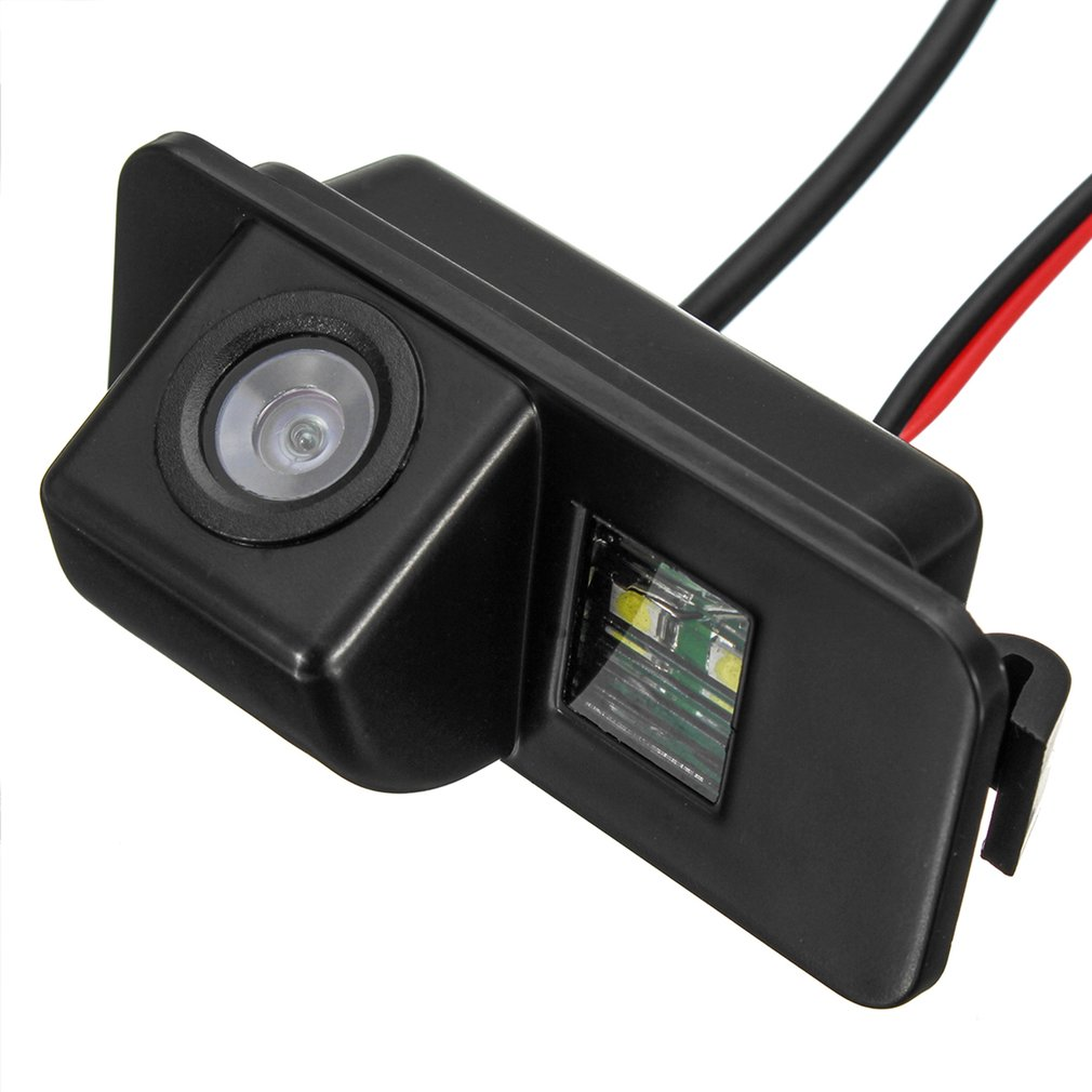 Car Rearview Rear View Camera Reversing Cam For Ford For MONDEO For Fiesta For Focus Tokugawa S-max 12V Car Camera Hot