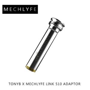 Adaptor Tread Billet Box Vape-Tank Tonyb-X-Mechlyfe-Link Battery Atomizer Diy-Tool 510