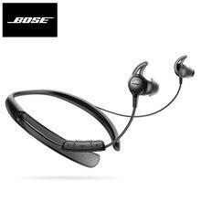 Original bose quietcontrol 30 fones de ouvido sem fio bluetooth qc30 cancelamento ruído fone esporte música fone baixo com microfone