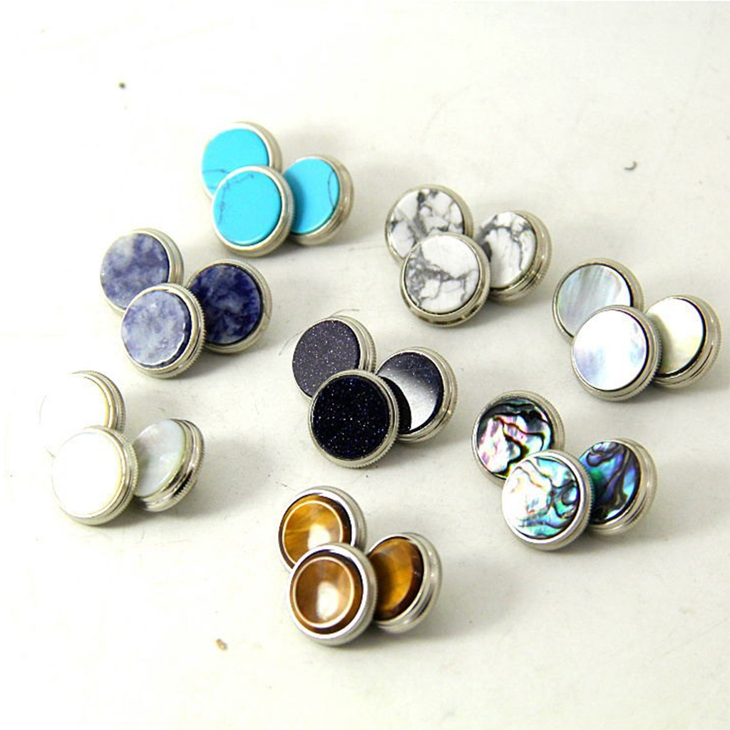 Colored Trumpet Finger Buttons Musical Instrument Parts Accessory