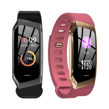 NEW Smart Band ip67 Waterproof Blood Pressure Oxygen Heart Rate Monitor Fitness Activity Tracker Sport Smart Bracelet Watch Mi 3 цена 2017