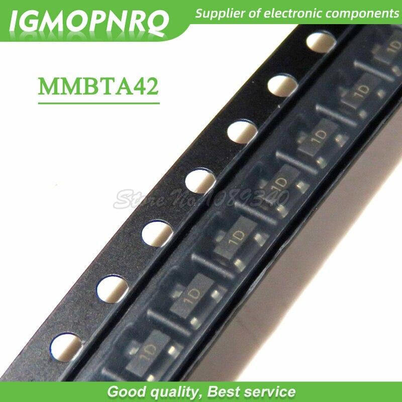 Smbta 42 transistor NPN 300v 0,5a 0,36w sot23