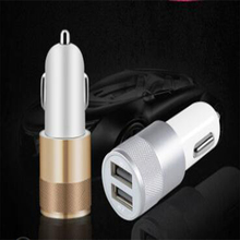 Car cigarette lighter charger, universal USB interface mobile phone fast charging auto parts