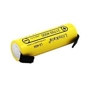 Image 2 - Nieuwe Liitokala Lii 40A N 21700 4000 Mah Li Ni Batterij 3.7V 40A 3.7V 30A Power 5C Tarief Ontlading