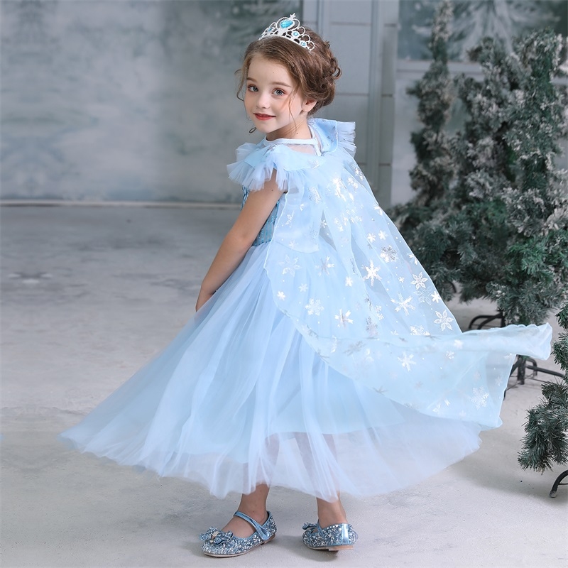 H0d28aa92eda04b1bb6a1568e76825565c 2019 Children Girl Snow White Dress for Girls Prom Princess Dress Kids Baby Gifts Intant Party Clothes Fancy Teenager Clothing