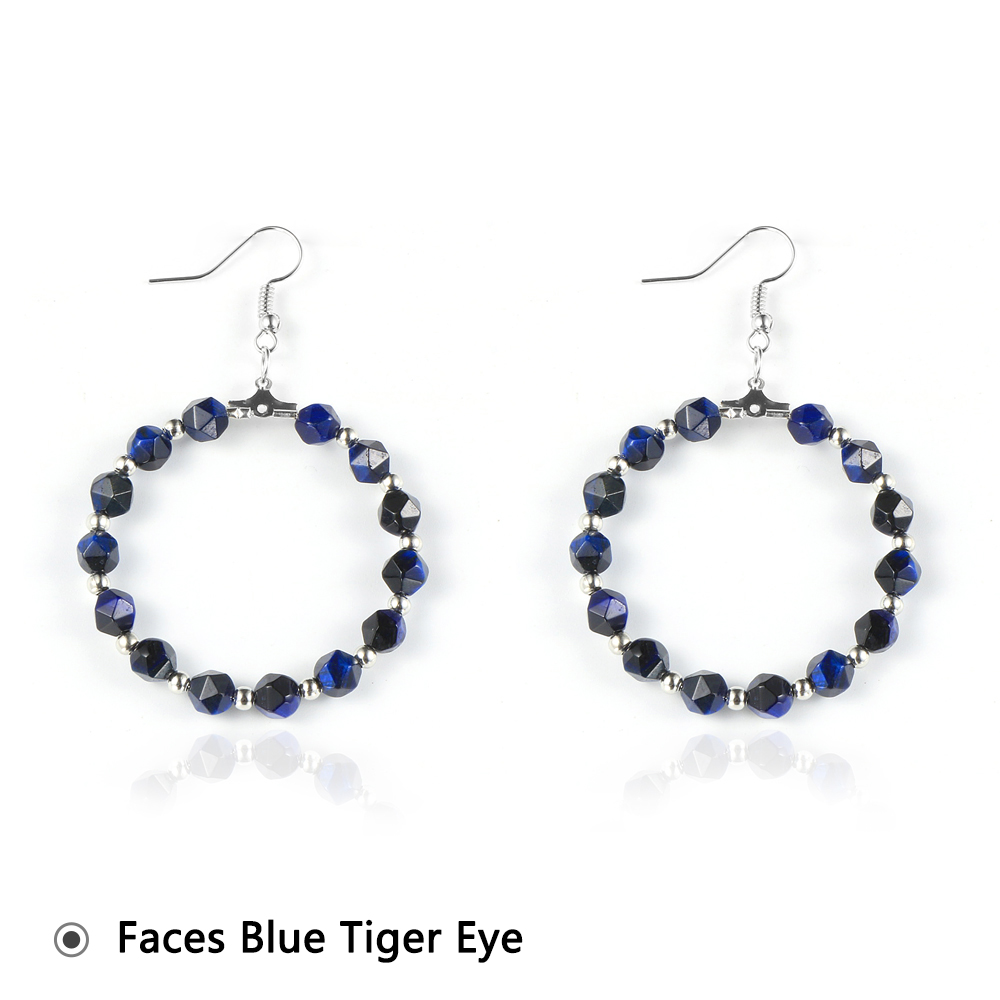 Face Blue Tiger Eye