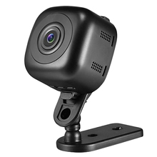 ABHU-HD Mini Camera Small Hanging Neck Cam 1080P Sensor Night-Vision Camcorder S