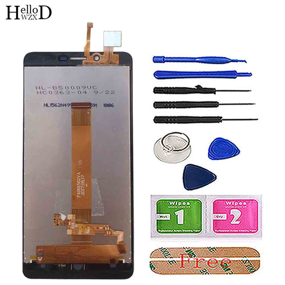 Image 4 - 5.0 LCD Display Touch Screen For Leagoo Kiicaa Power LCD Display