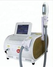 Máquina portátil do laser da remoção do cabelo do ipl shr da remoção do cabelo do laser do ipl do uso do salão de beleza