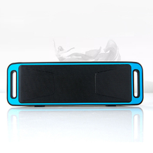 SC208 Wireless Bluetooth Speaker Computer Mini Dual Speaker Portable Small Stereo Car Subwoofer Support Bluetooth Hot Selling wireless bluetooth speaker sc208 computer mini dual speaker portable small stereo car subwoofer support tf card usb disk