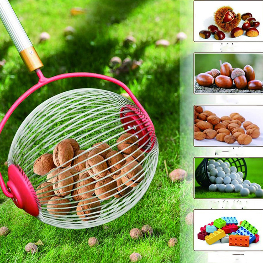 1Pc Nut Gatherer Fashion Durable Strong Fruit Picker Fruit Collector